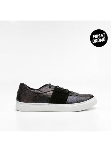 Yargıcı Spor Ayakkabı Siyah